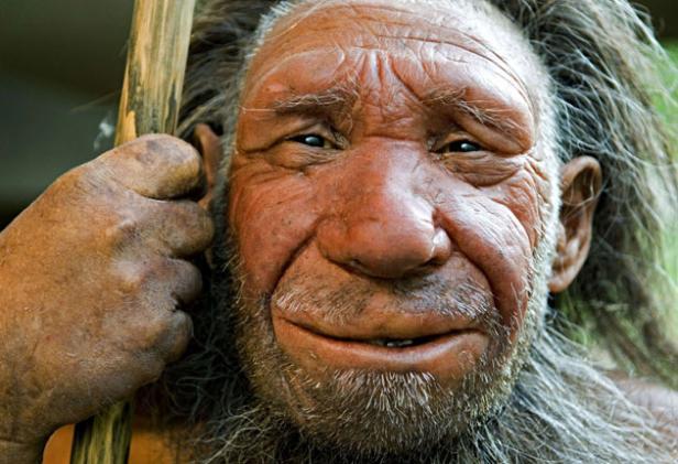 У каких народов есть гены неандертальца