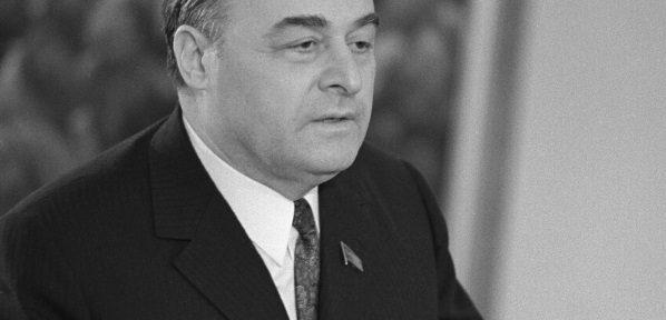 Михаил Георгадзе: почему застрелился секретарь Президиума Верховного Совета СССР