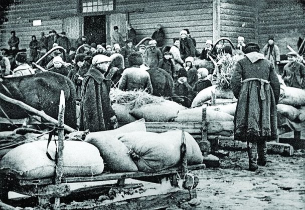 Голодомор в западной украине действительно
