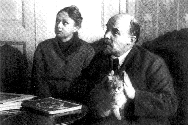 Почему Ленин женился на Крупской