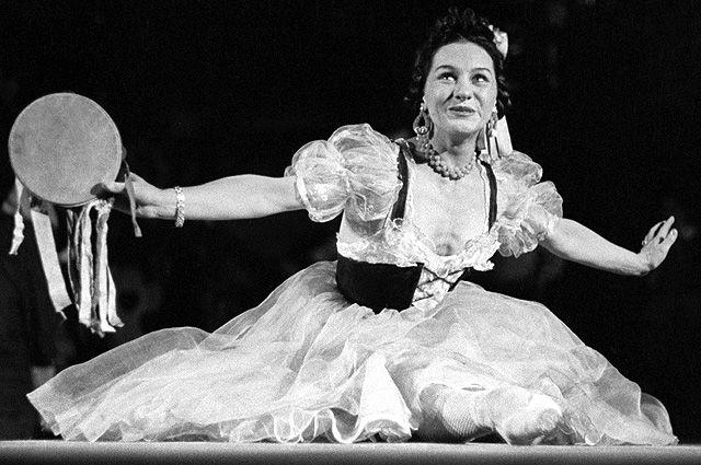 Самые известные романы балерин с советскими политиками