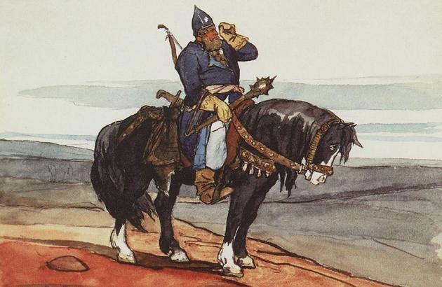 7 русских богатырей, о которых вы никогда не слышали