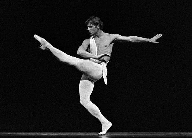 Артист балета и секс