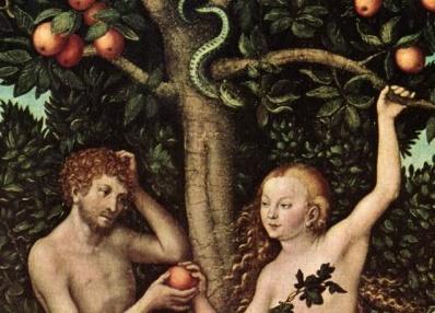 Самые откровенные факты об Адаме и Еве