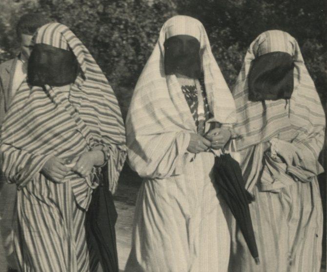Какой кодекс поведения существует у мусульманских женщин