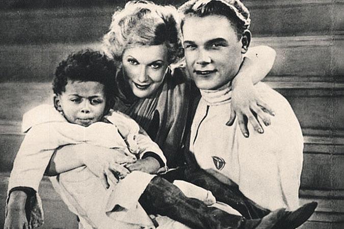 Любовь Орлова: Любовь Орлова: почему у неё не было детей