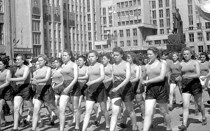 Сексуальные свободы принятые большевиками
