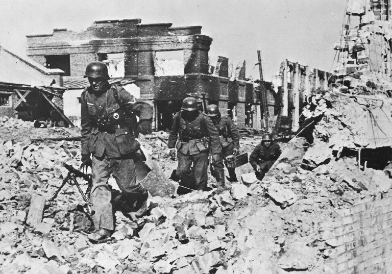 пьянство во время войны