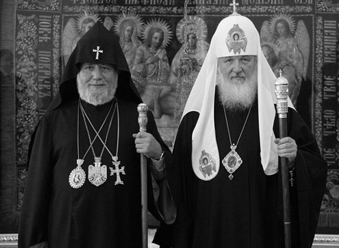 Главные отличия apмянcких xpиcтиaн от православных