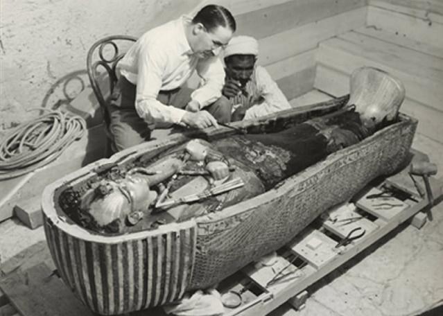 Вскрытие гробницы Тутанхамона: какие были последствия