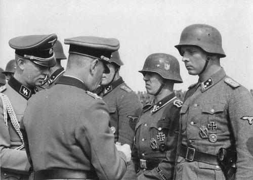 Сколько платили офицерам и солдатам вермахта