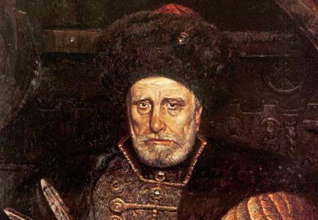 Кем был первый «иуда» в русской истории