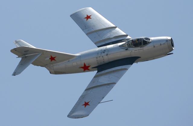 МИГ-15 и другие копии зарубежных самолетов в СССР