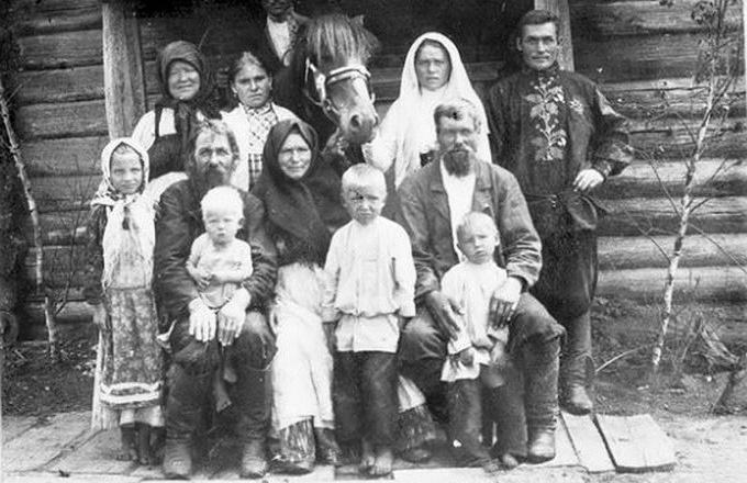 Когда у русских крестьян появились отчества