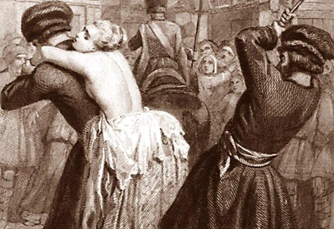Муж выпорол жену за провинность, порно звезды спящие
