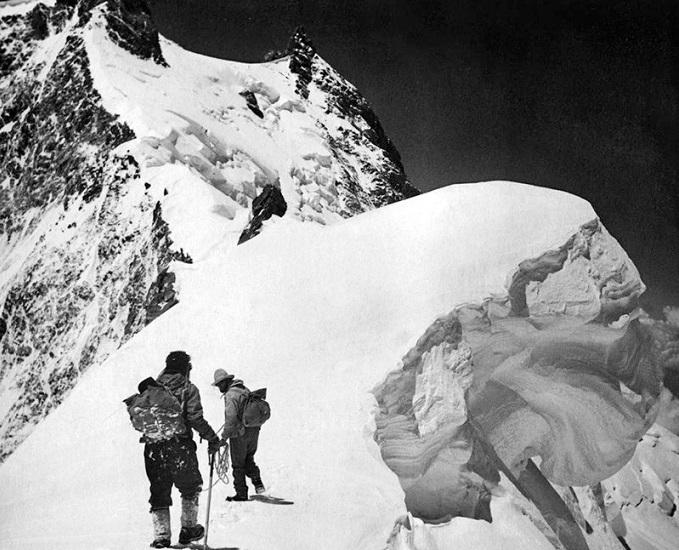 сколько занимает восхождение на эверест какие банки дают кредиты ип как физ лицу