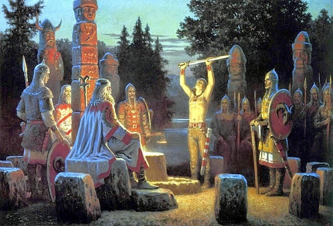 Почему половина славянских богов оказалась выдумана