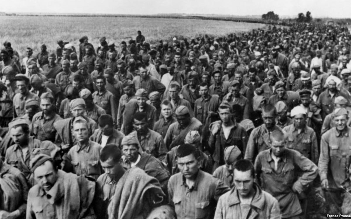 Как две советские армии попали в окружение под Харьковом в 1942 году |  Русская семерка