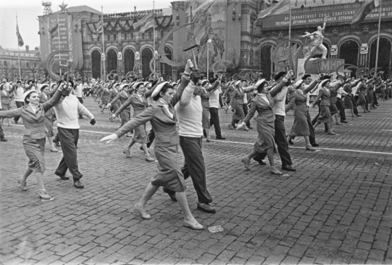 Большевики секс революция