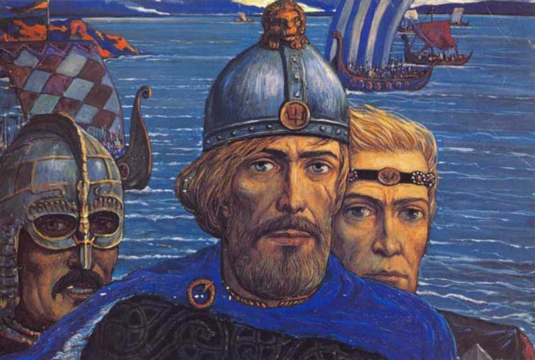 6 главных тайн Рюрика - основателя Руси
