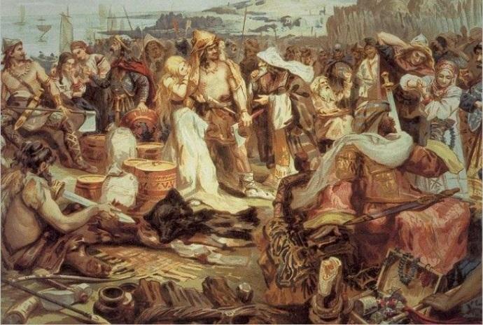 «Хазария»: что так называли в позднее средневековье