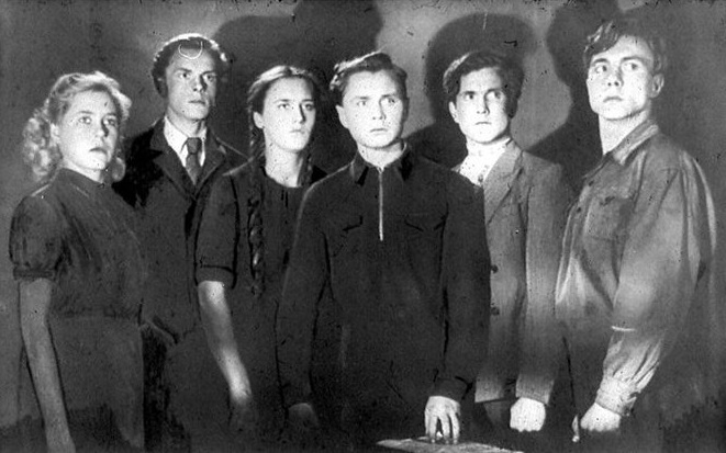 Что на самом деле случилось с организацией «Молодая гвардия»