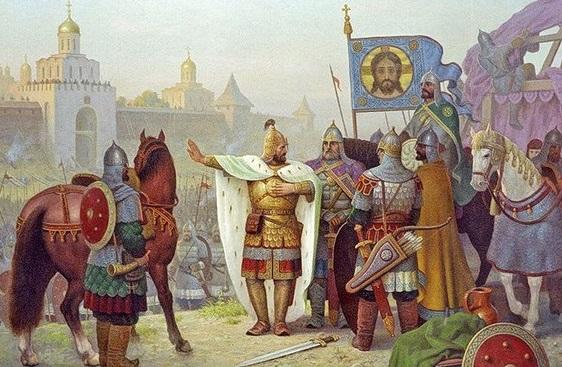 Юрий Долгорукий: как он захватил Москву