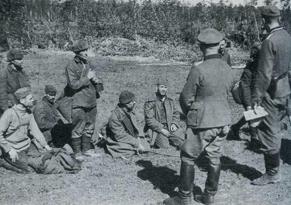 Гибель Второй ударной армии: как генерал Власов попал в плен ...