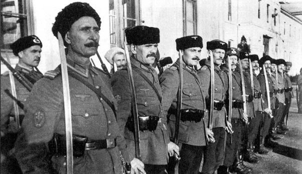 Когда казаки воевали против русских