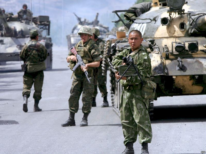 русский остановивший грузин в абхазии фото маленьких