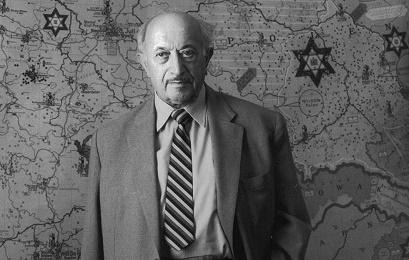 Симон Визенталь «охотник за нацистами» - архитектор и общественный деятель
