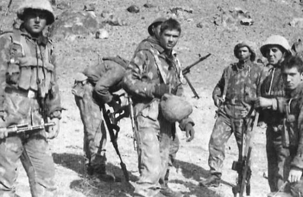 Руссие солдаты попавшие в плен в афганистане
