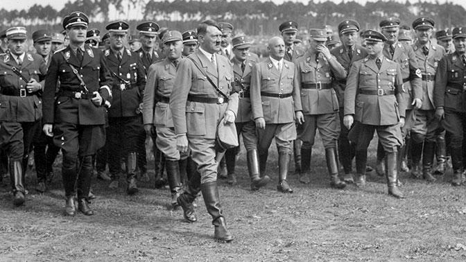 У кого из главарей Третьего Рейха был самый высокий IQ