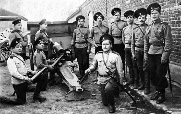 Казачьи войска Российской империи, которые все забыли 12-10