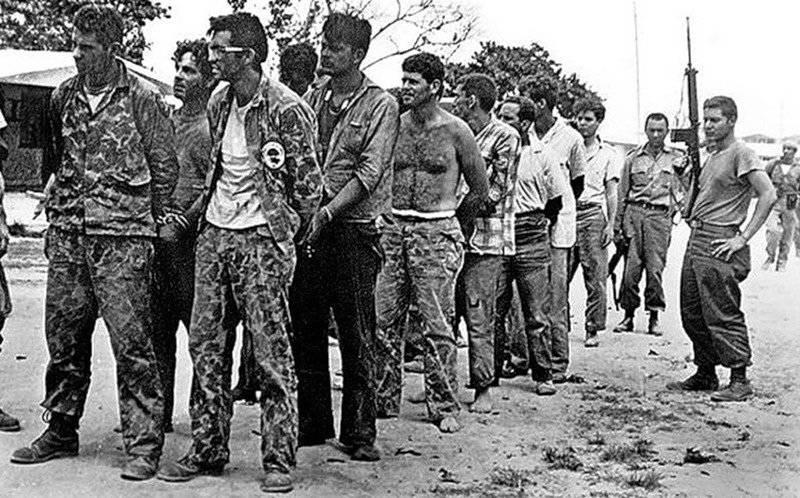Десант в Заливе свиней: как русские выбили американцев с Кубы