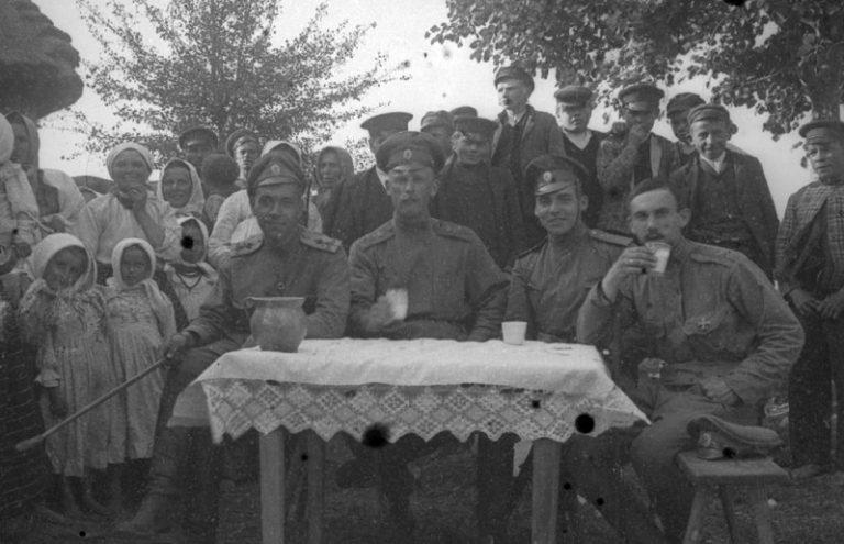 Вредные русские напитки