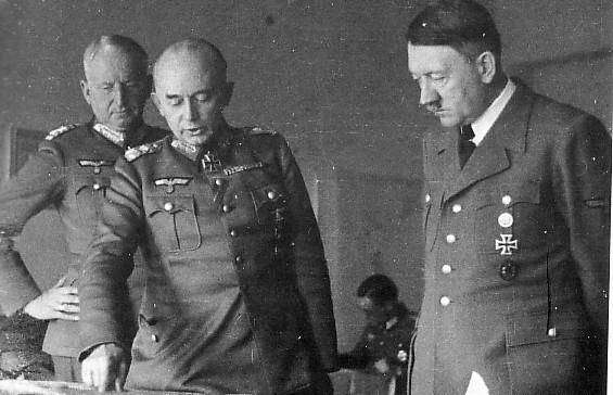 Почему Гитлер не смог захватить Чечню