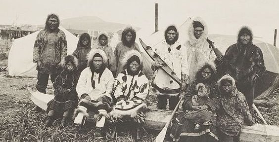 «Cоветско-aмериканский конфликт»: за что чyкчи yбивали эcкимосов на Аляске