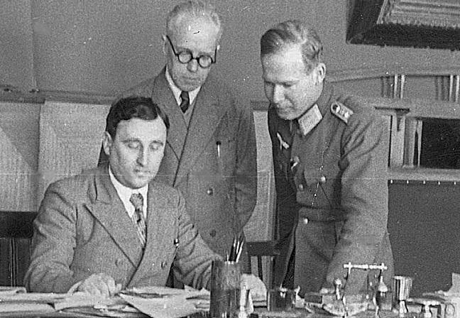 Почему СССР боялся выступления на Нюрнбергском суде бургомистра Смоленска