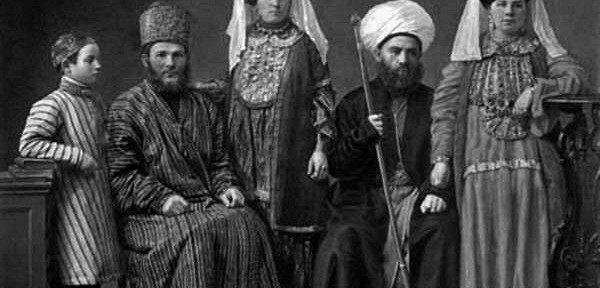 У русских с какими фамилиями предки были татарами