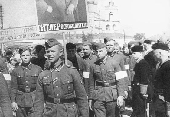 Как в СССР поступили с власовцами после войны   Русская семерка