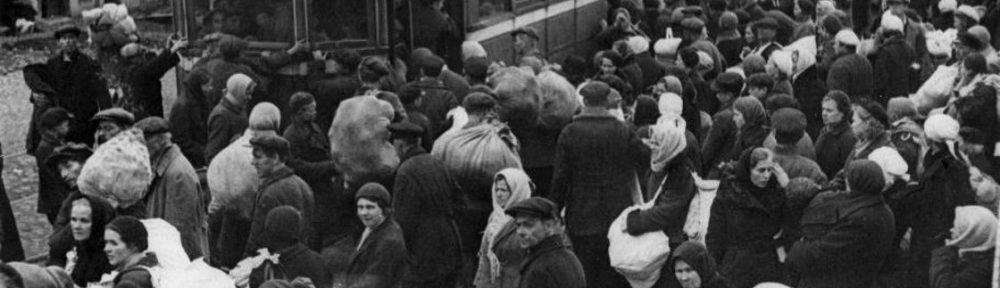 Московский позор: как москвички осенью 1941 года массово готовились встречать немцев