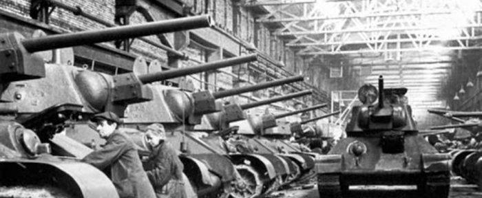 Сколько Т-34 можно было построить за цену одного «Тигра»
