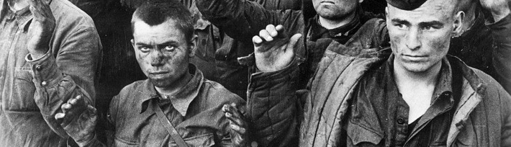 Директива вермахта от 16 января 1942 года: зачем немцы клеймили советских военнопленных