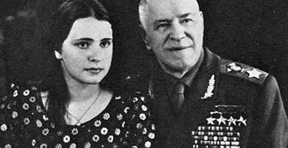 Александра Жукова: какое заявление на собственного мужа написала жена маршала