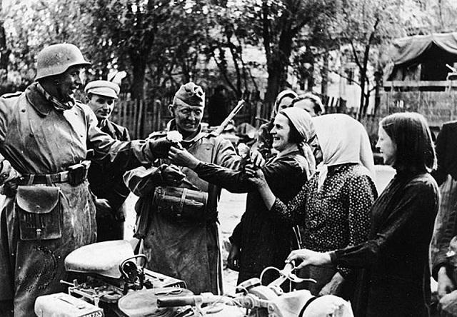 Какими болезнями больше всего боялись заразиться солдаты вермахта в СССР