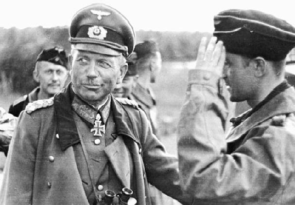 Гейнц Гудериан: в чём обвинял Гитлера главный танкист Третьего рейха