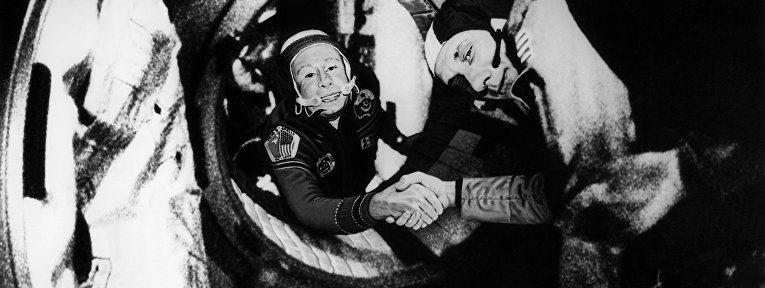 Что запретили разглашать космонавтам «Салюта-7»
