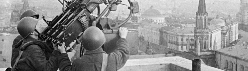 Почему немцы перестали бомбить Москву почти за два года до своей капитуляции