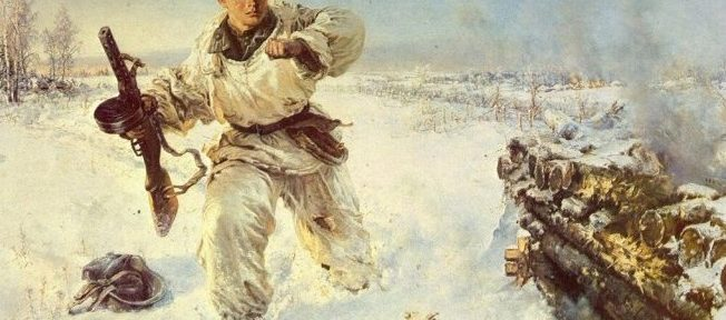 Александр Матросов: какой ущерб он нанес немцам на самом деле